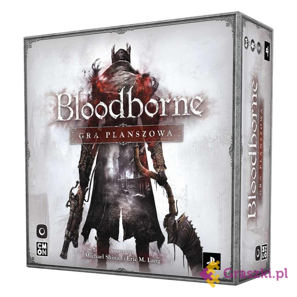 Przedsprzedaż Bloodborne Gra Planszowa